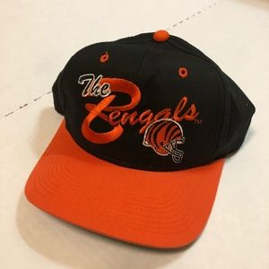 Vintage Cincinnati Bengals SnapBack Hat
